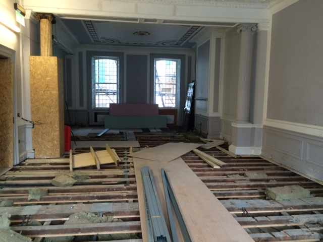 cavendish square london refurbishment