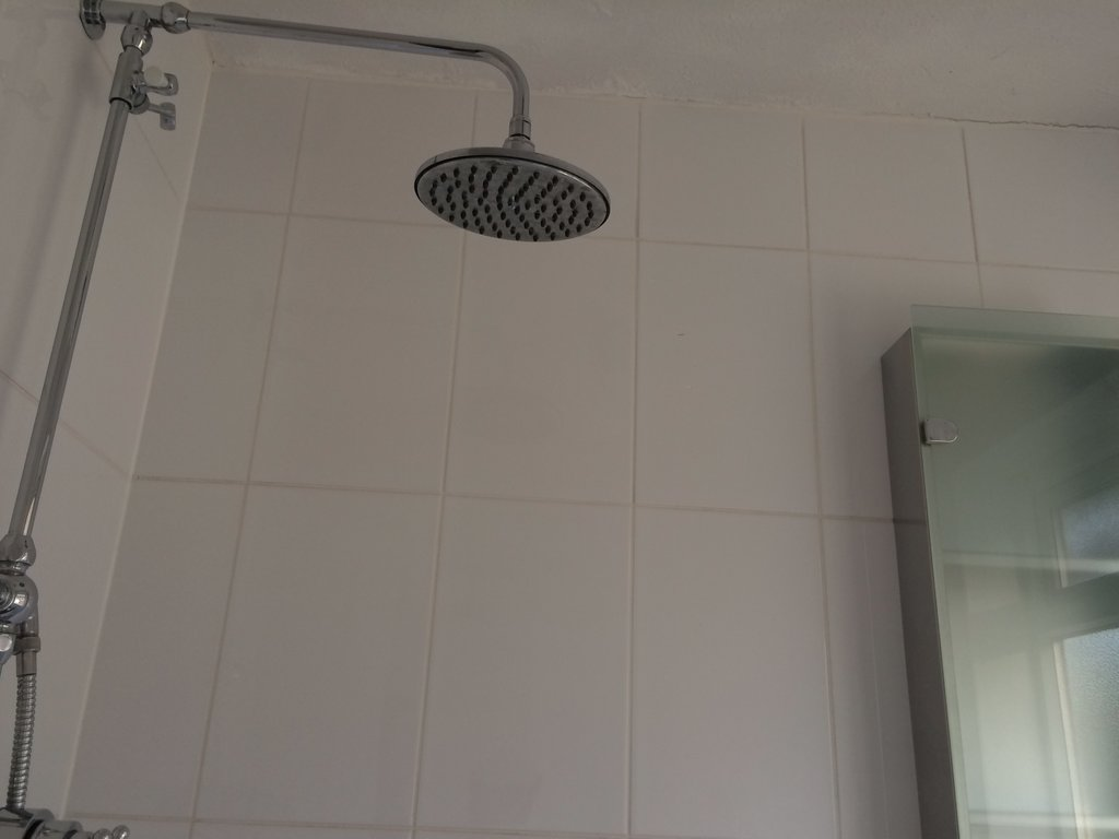 flat refurbishment shower